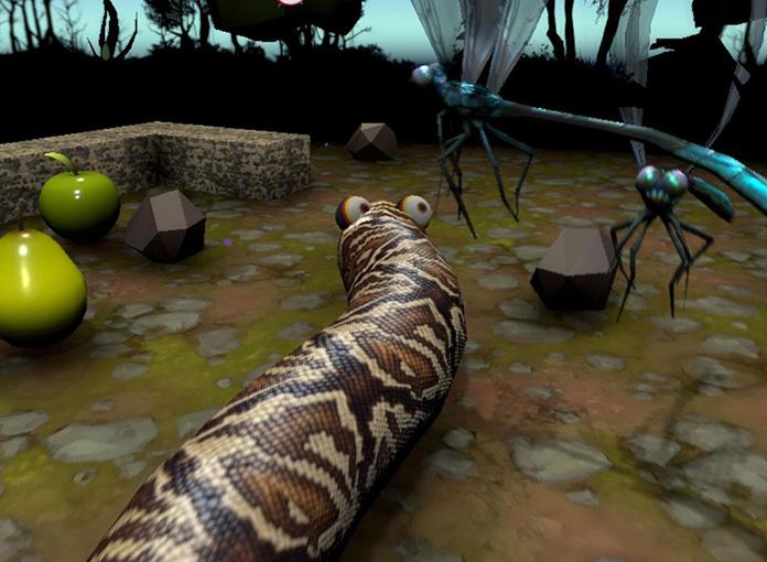Nova (3D) Snake Game