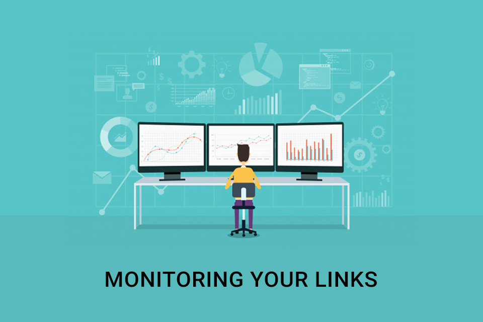 Monitoring Your Links